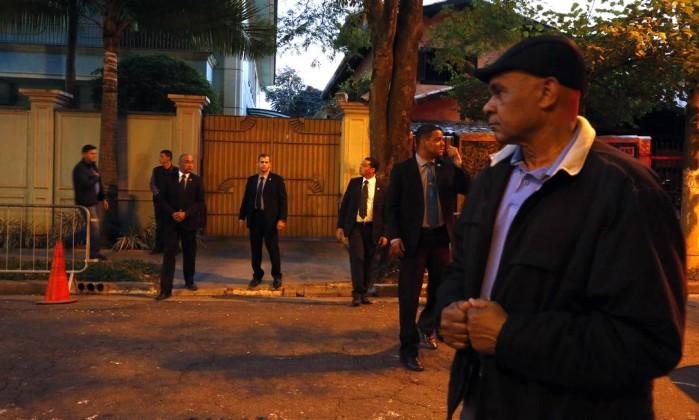Temer se reúne com o presidente da Fiesp em São Paulo