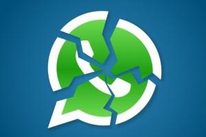 WhatsApp tem contas congeladas e se aproxima de novo bloqueio