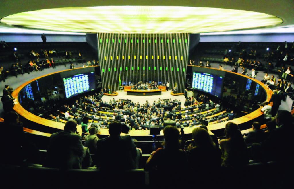 Catorze deputados disputam mandato-tampão na presidência da Câmara