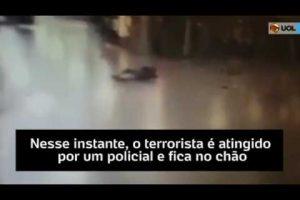 CENAS FORTES: Liberadas as imagens das explosões no aeroporto de Istambul;  homens-bomba se explodindo  –  VEJA VÍDEOS