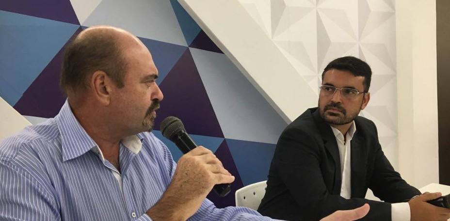 debate 2 e1465514432242 - Especialistas discutem processo de impeachment de Dilma e posicionamento do Congresso