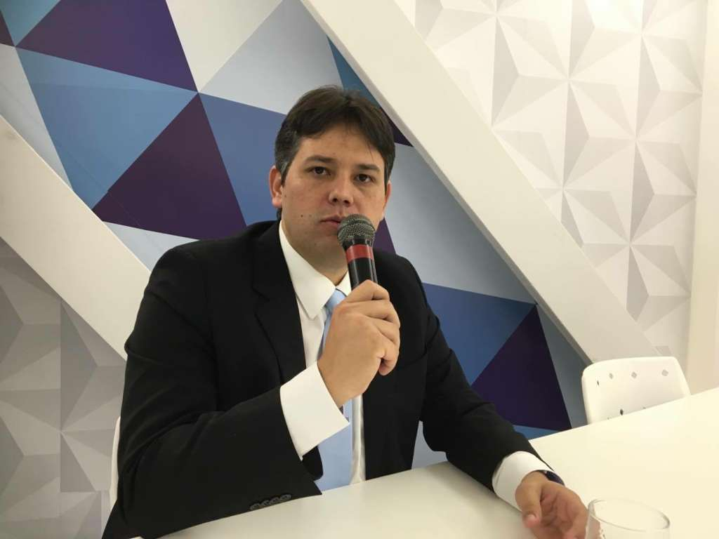 Dinaldinho diz que a Lagoa é patrimônio da Paraíba e quer juntar Ricardo e Cássio em Patos