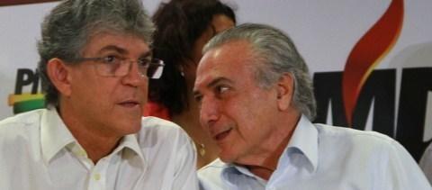 Assessoria de Temer nega agenda ao governador é fato repercute na imprensa nacional