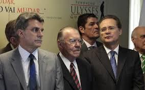 URGENTE: Janot pede a prisão de Renan, Sarney e Jucá por tentarem barrar a Lava-Jato