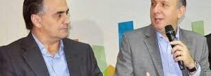 Cartaxo se reúne com Aguinaldo Ribeiro e PP confirma manutenção da aliança com PSD