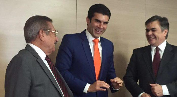 UNIDOS SÓ NOS MINISTÉRIOS ? Cássio e Maranhão vão juntos a audiência em Ministério liberar recursos para a PB
