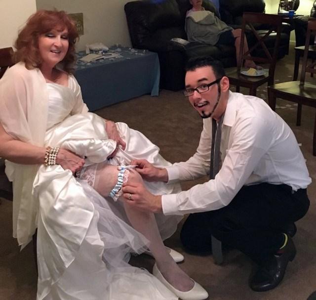 almeda e gary casamento 1