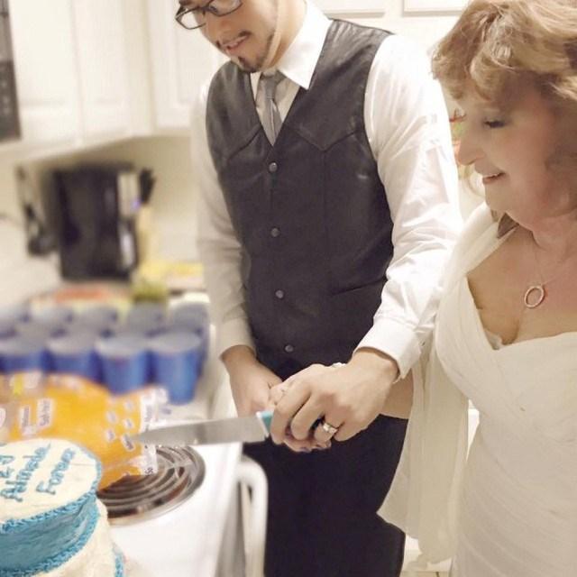 almeda e gary casamento 2