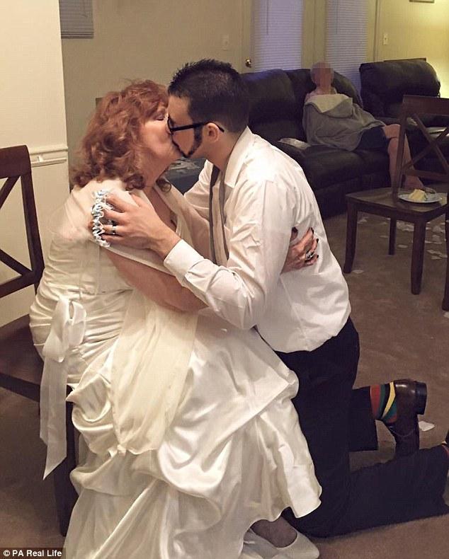 almeda e gary casamento 3
