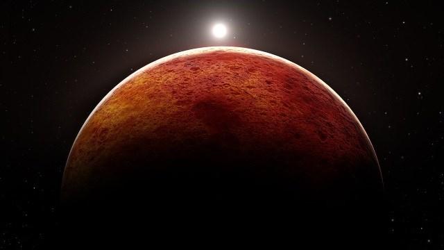 criança marciana