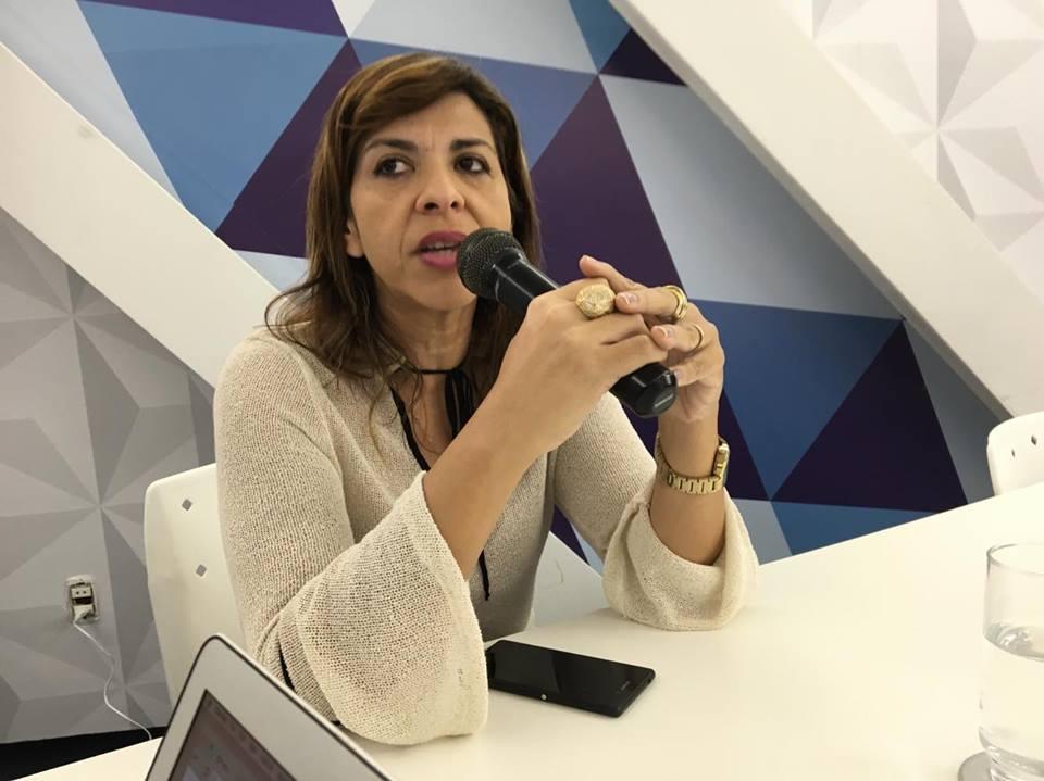 Eliza revela que espera 'ansiosamente' espaços para os vereadores na gestão de Cartaxo