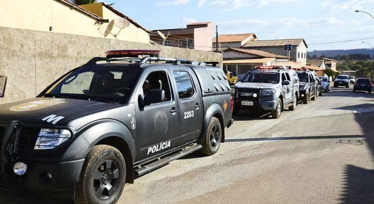 Suspeito de terrorismo mobiliza forças policiais: PF apura denúncia