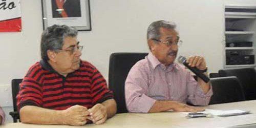 Senador Maranhão orienta peemedebistas a deixarem o governo Ricardo Coutinho