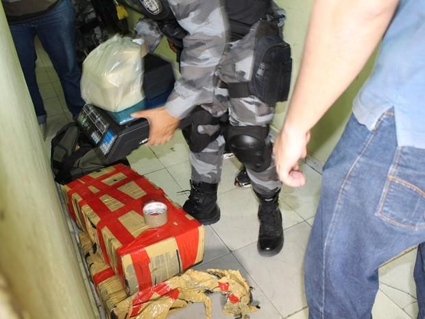 Partido suspende candidatura de homem preso com mais 70 kg de drogas