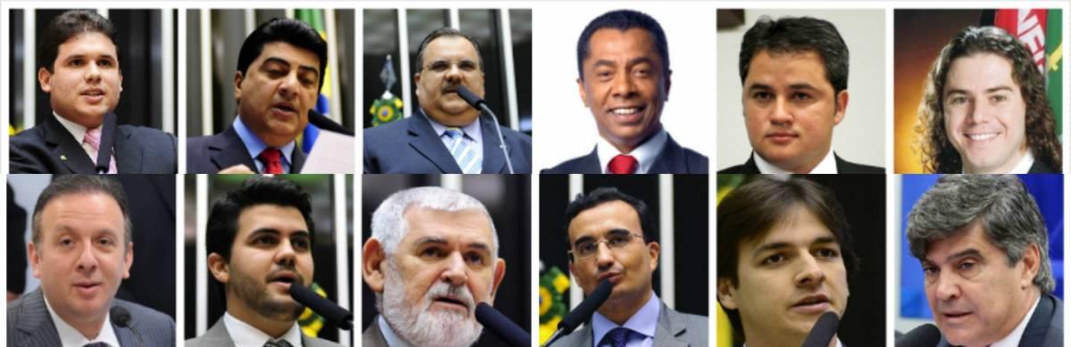 Saiba como votam os deputados paraibanos no julgamento de cassação de Eduardo Cunha
