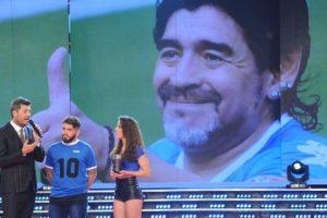 Maradona revela que ainda pensa em treinar seleção argentina