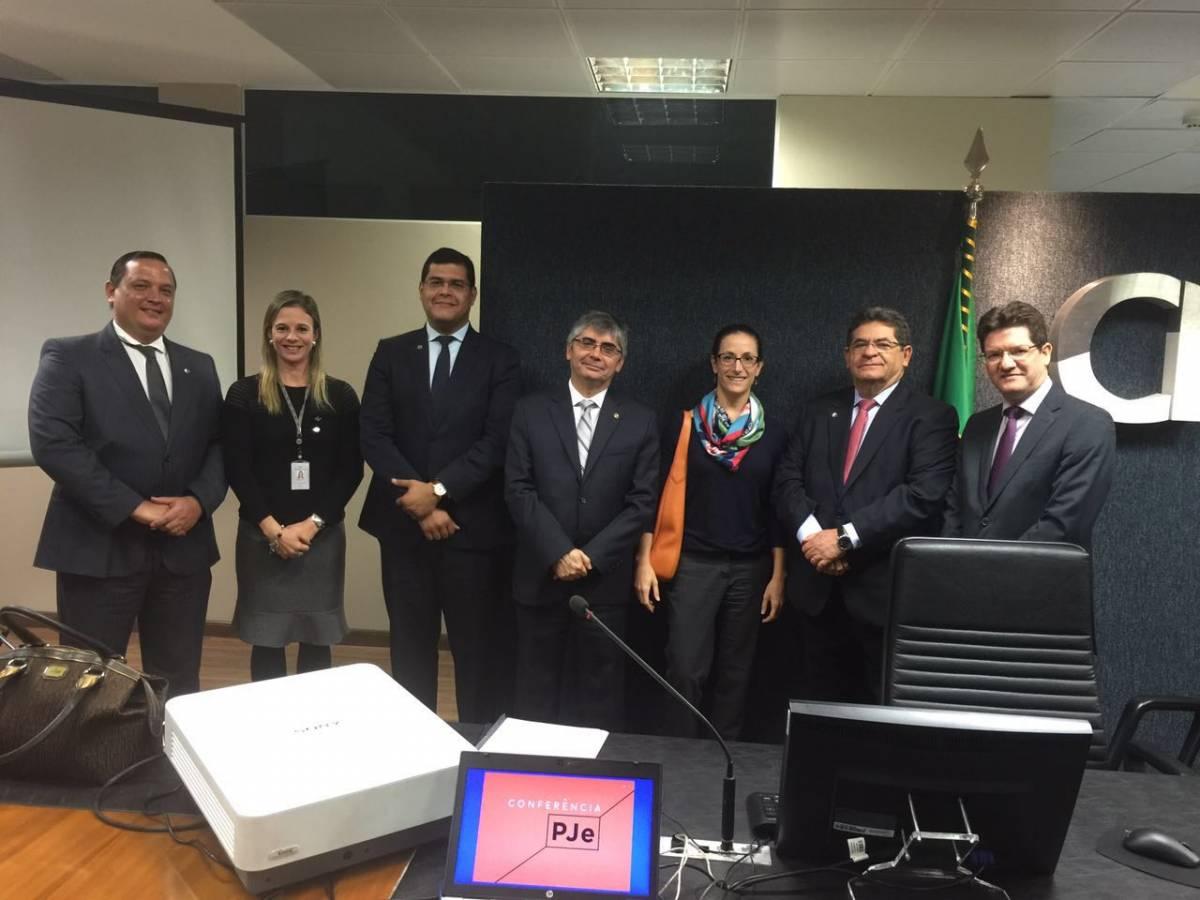 CNJ apresenta em Brasília tecnologias que serão adotadas pela Justiça em todo o país