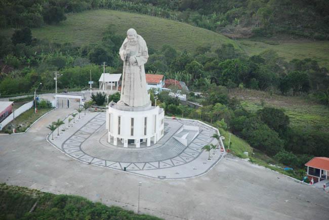 Resultado de imagem para imagens Santuário de Frei Damião em Guarabira