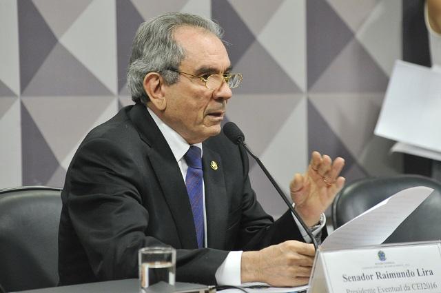 FICHA LIMPA: Raimundo Lira poderá suceder Renan na presidência do Senado