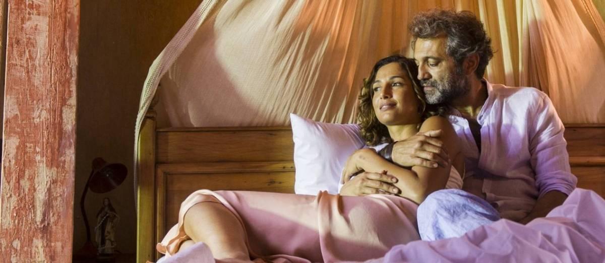 Camila Pitanga e o motorista pediram 'socorro' quando ator não voltou à superfície