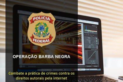 OPERAÇÃO BARBA NEGRA DA POLÍCIA FEDERAL: Paraibano é preso no Vale do Piancó