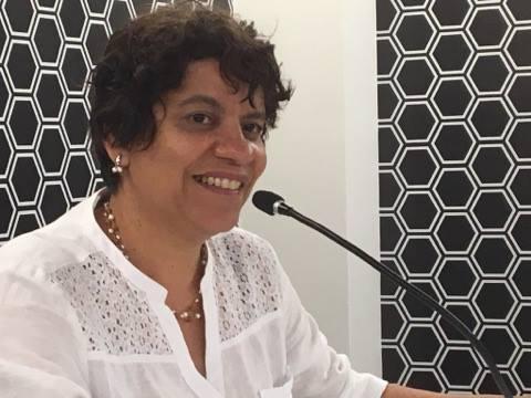 'Ricardo Coutinho está preparado para disputar eleição para presidente do nosso país', dispara Estela Bezerra