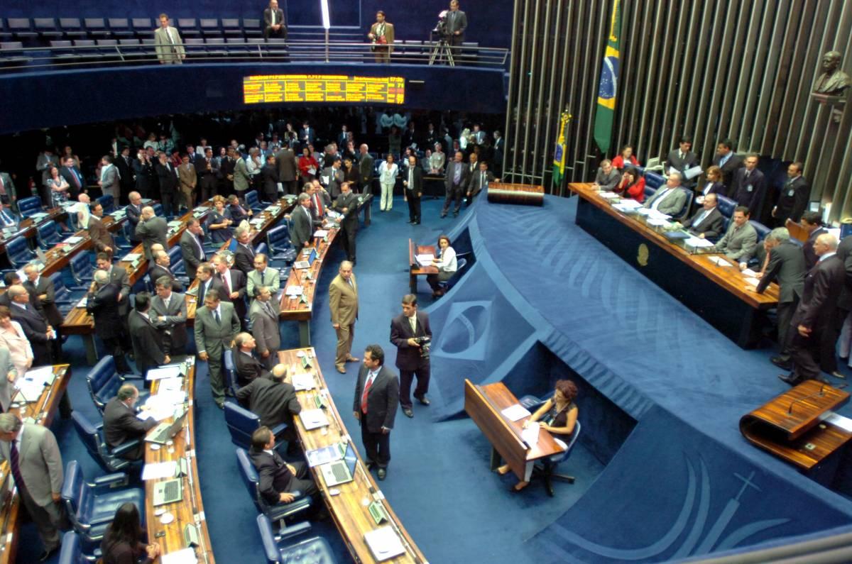 AO VIVO: Senado inicia votação da PEC do teto de gastos em primeiro turno