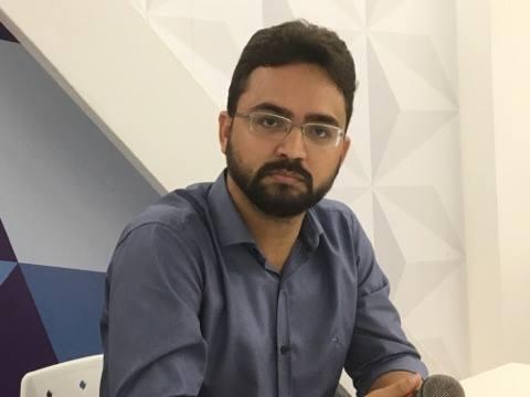 Tibério Limeira diz que apoio do governador é importante, mas não é 'determinante para a vitória'