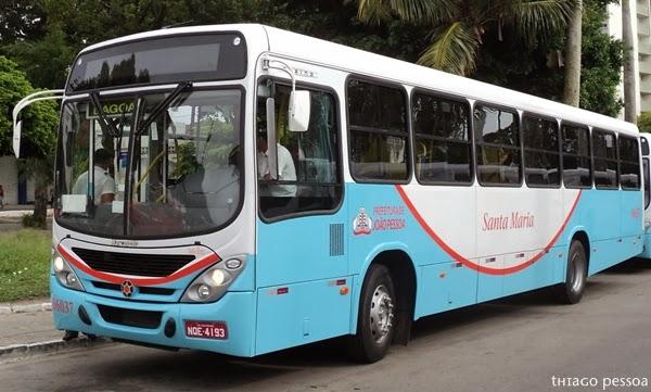 Semob muda itinerário de três linhas de ônibus no Centro de João Pessoa