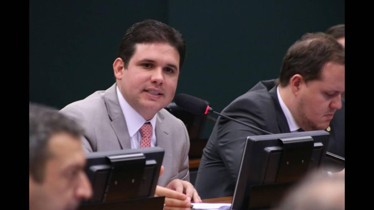 deputado hugo motta da parecer f - Câmara pode analisar PEC dos Precatórios já nesta semana