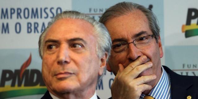 Cunha entrega Temer e diz que o presidente agendou reunião de propina