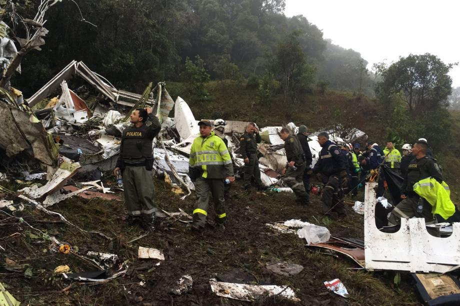 Diretor da LaMia assume culpa por crime em acidente da Chape