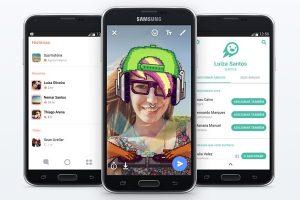 Facebook lança o aplicativo Flash para concorrer com o Snapchat