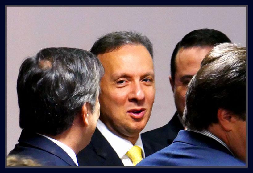 Posição da maioria do STF tira do páreo Aguinaldo Ribeiro que pretendia cargo na futura mesa da Câmara – Por Andrei Meireles