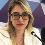 myriam gadelha 150x150 - Myriam Gadelha afirma que saiu do PSC porque 'família insistiu em ficar ao lado de Bolsonaro'; VEJA VÍDEO
