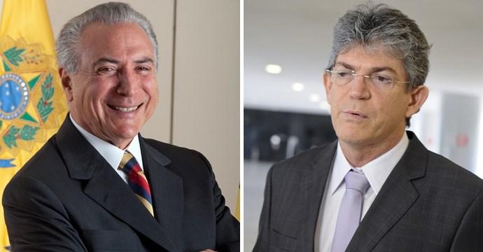 O Globo também repercute negativa de Temer ao pedido de audiência feito por RC