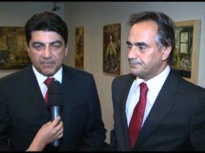 Portal da PMJP transmite solenidade de posse de Luciano Cartaxo e Manoel Junior