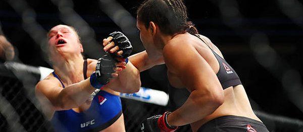 Amanda Nunes diz que não sabe como Ronda passou tanto tempo invicta