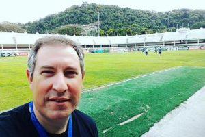 Jornalista sobrevivente recebe alta e quer cobrir estreia da Chapecoense