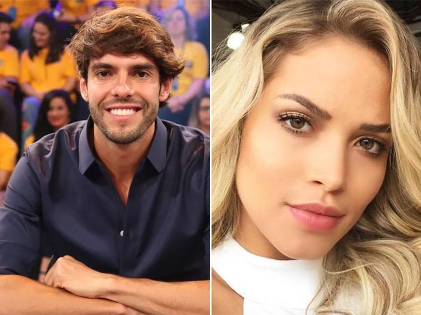 Descoberto o nome do novo amor de Kaká