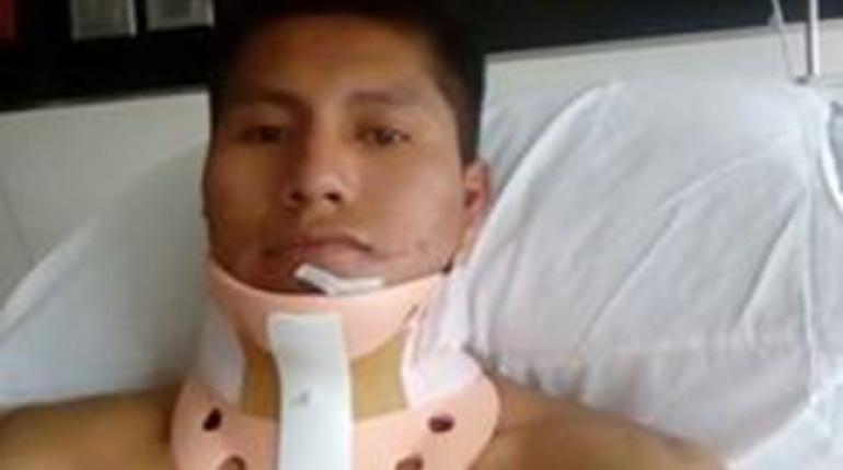 Comissário da Lamia é primeiro sobrevivente de acidente a receber alta médica