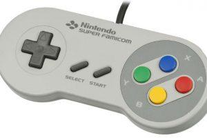 Depois da versão mini do Nintendo 8-bits, estaria vindo por aí o Super Nintendo Classic Edition