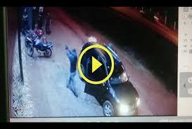 CENA FORTE: Dupla abre fogo em frente a boate e deixa dois mortos – VEJA VÍDEO