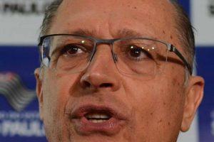 Imprensa nacional insinua que visita de Alckmin à PB é manobra política