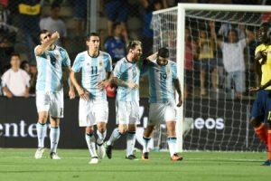 Sem Lionel Messi seleção argentina possui o terceiro pior desempenho das eliminatórias