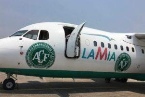 Companhia aérea Lamia anuncia indenizações para vítimas de tragédia aérea