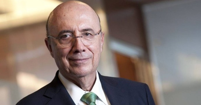 henrique meirelles 1 1 - Henrique Meirelles relata entusiasmo do MDB com sua candidatura