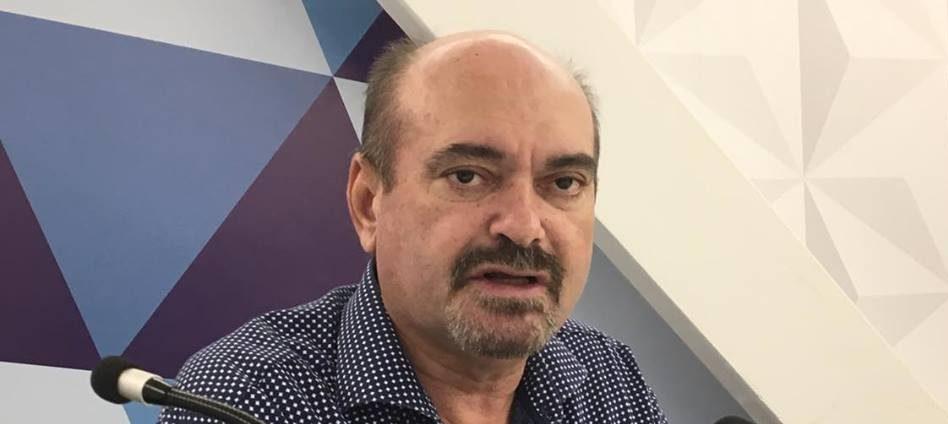 Deputado Jeová Campos já se recupera em casa de cirurgia na garganta