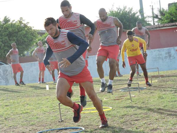 Times encerram preparação para o Campeonato Paraibano de 2017