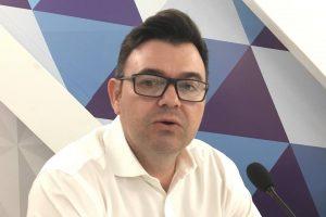 O deputado Raniery Paulino é escolhido líder do PMDB e anuncia bancada própria na ALPB